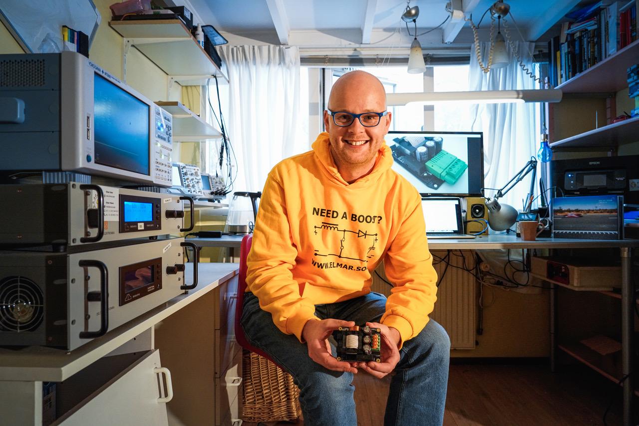 Startversneller steunt Elmar Solar bij stap naar nieuwe markt