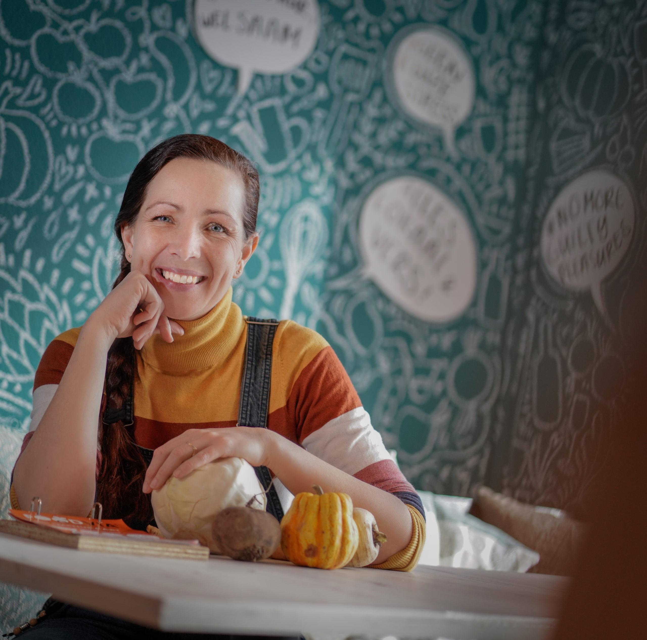 Annelies Holthaus van FoodVia