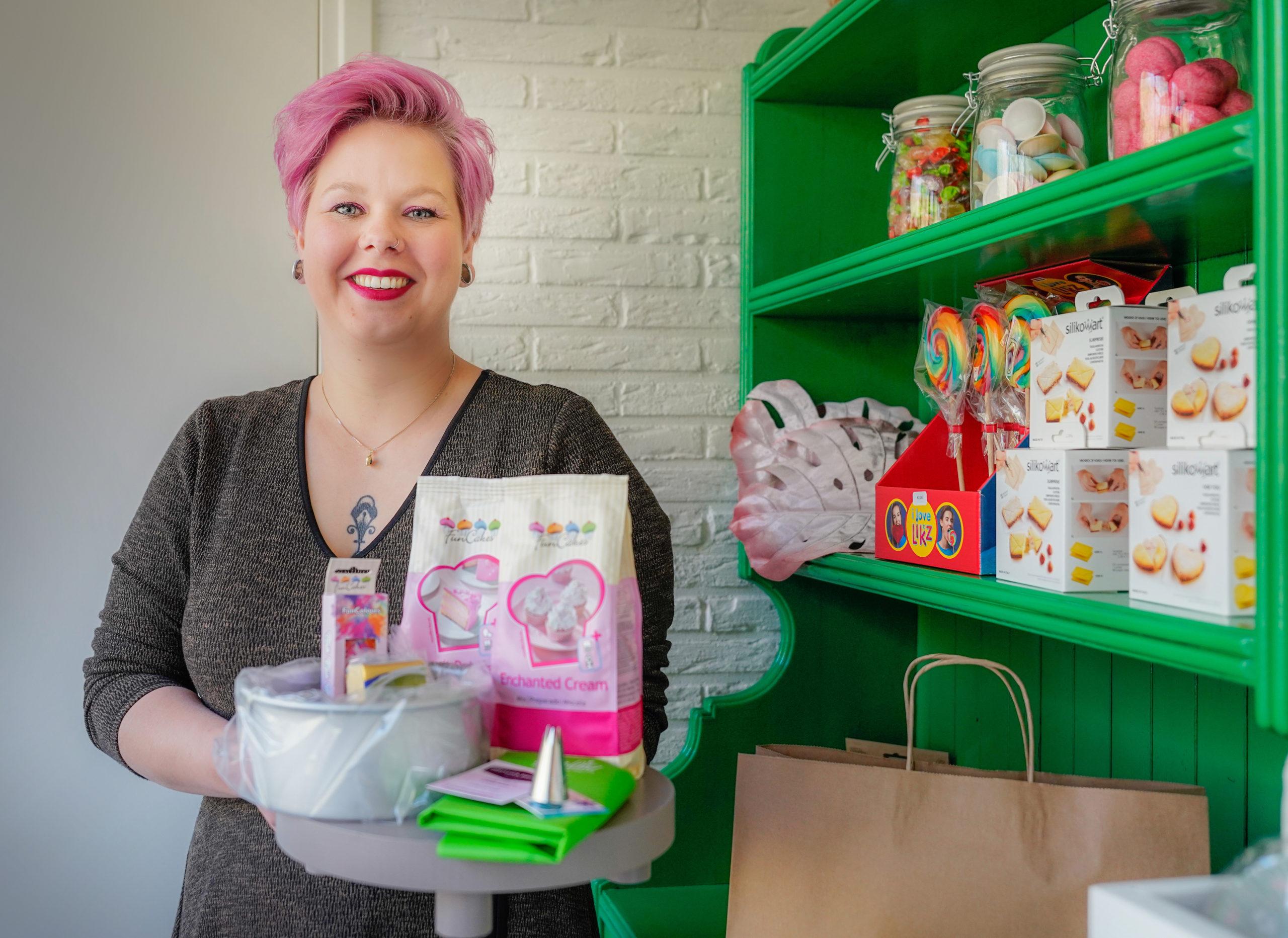 Corona maakt startende ondernemer creatief